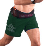 Men_s Sherpa Shorts – British Racing Green (front side running)